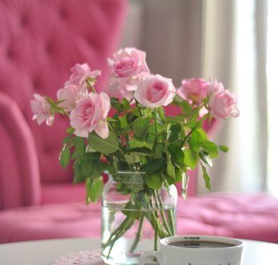Różowo mi