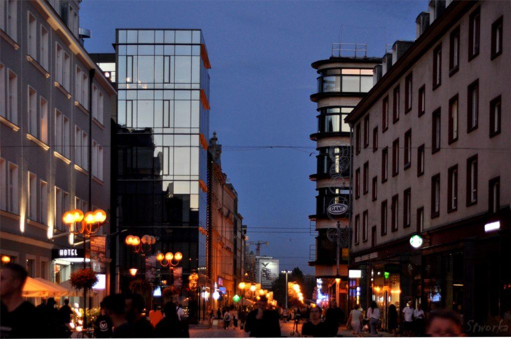 Wrocław - noc