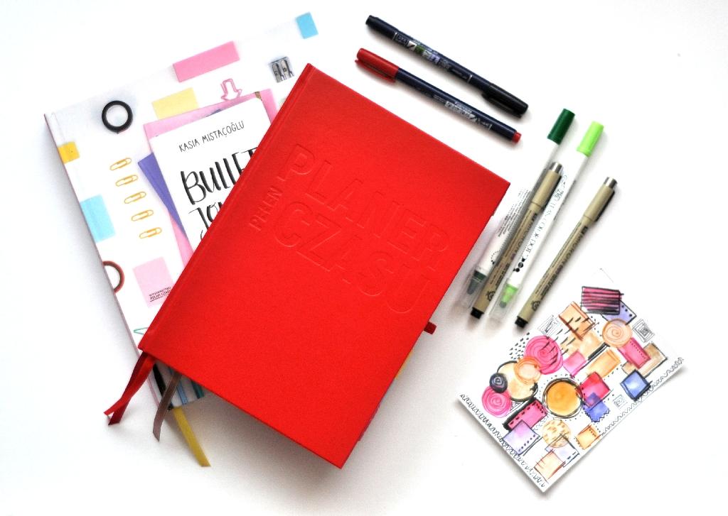 Kreatywny grudzień - Bullet Journal bez tajemnic i planer pełen czasu.