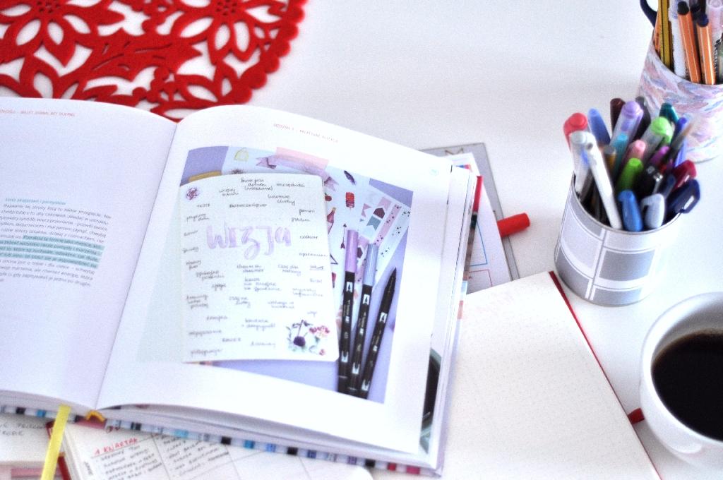 Koniec roku -  książka wizja